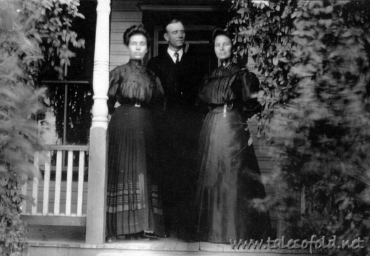 Dr. and Mrs. Carpenter and Mrs. Carpenter's Sister