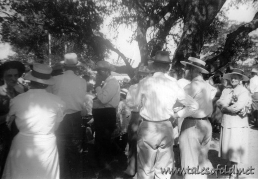 Llano, Texas Homecoming, June 2, 1949
